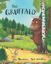 The Gruffalo by Julia Donaldson (Board book, 2009)-9780230747937-G048