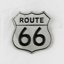 Biker Moto Route 66 America Highway USA PIN SPILLA SPILLA NUOVO