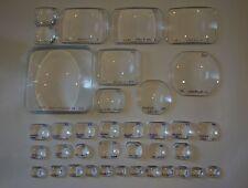 Bi konvex Linsen HQ Optik Fernrohr Lupe Brennglas bi aspherisch abgekantet