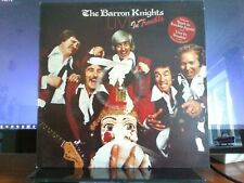 VINTAGE VINYL LIMITED EDITION The Barron Knights, Live In Trouble CBS DEMO PROMO