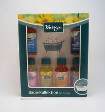 Kneipp® Badeölset, Badeöl Kollektion 6x 20ml in Geschenkbox