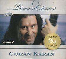 GORAN KARAN - PLATINUM COLLECTION..2CD..CITY RECORDS..2010.