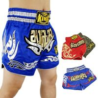 Top King Muay Thai Shorts TKB Mma Fight Martial Arts Boxing Training Trunks 2020