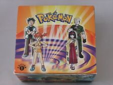POKEMON TCG EMPTY GYM HEROES 1ST EDITION BOOSTER BOX - NO CARDS OR PACKS CCG