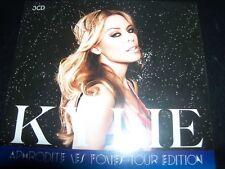 Kylie Minogue – Aphrodite Les Folies Australian Tour Edition 3 CD – New