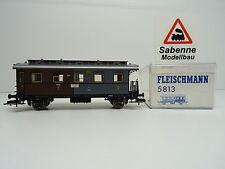 Fleischmann h0 5813 2-vagones a los turismos de la PE kpev. I OVP c630