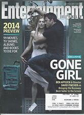 Entertainment Weekly (1-17-14) - Gone Girl, X-Men, Spider-Man, Hunger Games