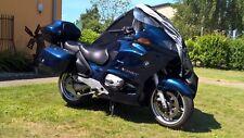HQ-PVC XXL Soft Plane Motorrad Faltgarage BMW R 1100 1150 1200 RT GS K 1300 GT