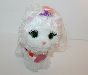 FurReal Friends Rock N Style Princess Kitty Battery Operated Hasbro 2014