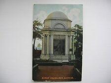 Dumfries - Rabbie (Robert) Burns Mausoleum. (National)