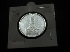 GERMANY SILVER COIN- 5 REICHSMARK 1934 G- SILVER COIN 900 / 1000 !!!