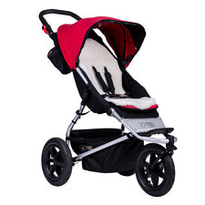 Mountain Buggy Lambswool & Micro Suede Seat Liner
