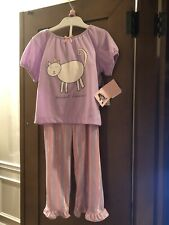 Toddler Girls Designer 3T Pajamas PURRFECT DREAMS-Cat & Hearts-NWT- Cute