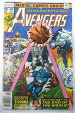 The Avengers 169 marvel