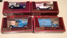 Matchbox Models of Yesteryear Rare Collectors Pepsi Cola Ford Renault *BNIB*