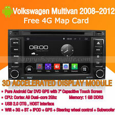 Android Multimedia Player for VW Multivan 2008-2012 Navigaiton Radio Stereo