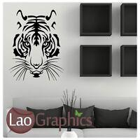 Tiger Head Big Cat Wall Art Sticker Large Vinyl Transfer Graphic Decal Decor CA2