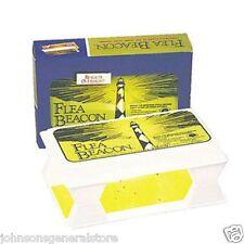 Happy Jack Flea Beacon Pesticide Free Includes light glue strip Results Overnite