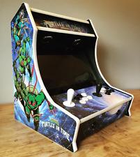 Bartop Arcade Graphics Kit - MAME - Retrocade Multicade Bar Top Art Kit