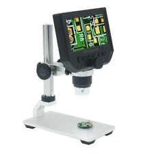 1X(600x Microscopio Digital 4.3 Pulgadas De Hd Lcd Soldadura ElectrÓNico VÍ cv3