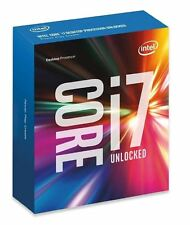 Intel Core i7 6800k 3.4GHZ 15MB de caché LGA2011-V3 CPU (BX80671I76800K) - Sellado