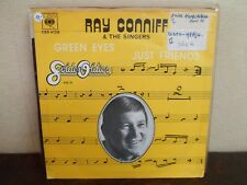 "RARE - 7"" Ray Conniff & The Singers ‎– Green Eyes - EX/EX - CBS - 4128 - HOLLAND"