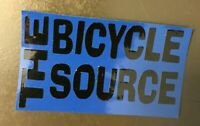 Old School BMX - The Bicycle Source Decal Sticker GT Haro Hutch Dyno Redline ACS