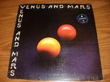 """WINGS """"VENUS AND MARS"""" 1975 CAPITOL SMAS-11419 PAUL MCCARTNEY"""