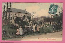 60 - CHEVINCOURT - Moulin MAHET (CP toilée)