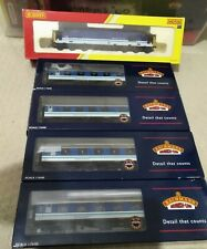 Bachmann, Hornby, DCC Fitted Regional Railways Class 37 And Full Rake Of...