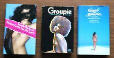 Dreimal Erotik aus den 70ern/80ern: ein Roman, viele Geschichten und Berichte