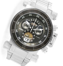Invicta-17646 Coalition-Forces-Swiss-Chronograph-Day-Date-Gunmetal-Dial-S/S Band