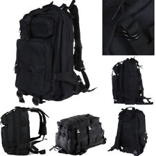 Outdoor Sports BAG Travel Tactical Military Black Backpack For Hiking Camping