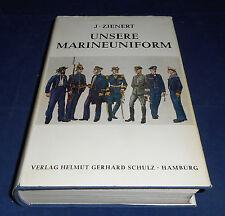 J. Zienert - Unsere Marineuniform