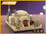 LEGO MOC Star Wars Owen Lars' Home on Tatooine | PDF instructions (NO PARTS)