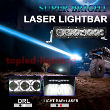 2020 New Design Super Bright Laser Led Light Bar Driving Beam for Truck Offroad
