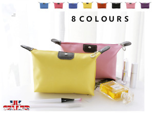 Organizer Pouch Cosmetic Makeup Purse Wash Bag Pencil Case Waterproof Toiletry