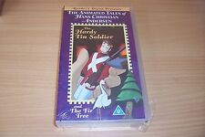 THE HARDY SOLDIER  AND THE FIR TREE HANS CHRISTIAN ANDERSON VHS SEALED