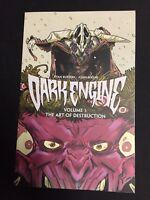 DARK ENGINE Vol. 1 - Image Comics - (TPB) Trade Paperback - NEW