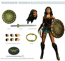 Mezco One:12 Wonder Woman DC Cinematic Action Figure MINT NEW IN BOX