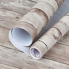 Wallpaper Wood Peel and Stick Wallpaper Rustic Wood Wall Contact Paper Roll