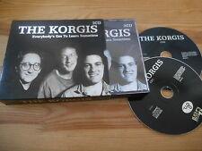 CD Pop Korgis - Everybody Got To Learn Sometime 2CD Box (24 Song) WG / MCPS