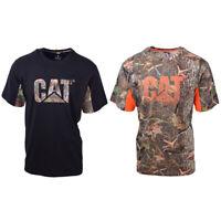 Caterpillar Men's King's Woodland Shadow TM S/S T-Shirt S04