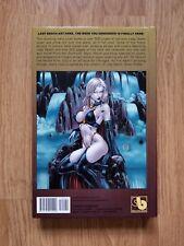 Boundless Comics Art of Lady Death HC Vol 1 Signed NM-/M 2011