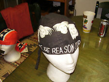 Huge Lot of 72 Bandanas, Head Wraps, Skull Cap, do doo du Rags - Ugly Kids