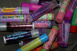 LOT OF 3 LIP SMACKER BY BONNE BELL PICK YOUR FAVORITE NEW/UNSEALED/RARE + GIFT