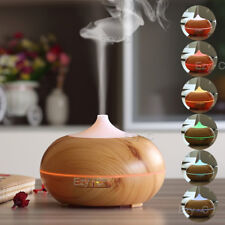 LED Essential Oil Ultrasonic Humidifier Aroma Diffuser Purifier Air Aromatherapy