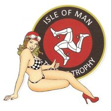 TT Pin up right/droite Sticker