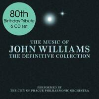 The Music Of John Williams - The City Of Prague Philharmoni (NEW CD)