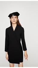 Zara Blazerkleid XS S neu mit Etikett blogger